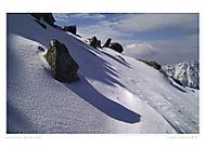 Ver či never, videl som skaly do snehu maľujúce..