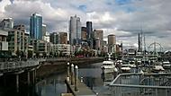 Seattle - foceno od pobřeží