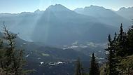 Pohled do údolí :)