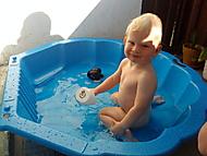 Letní hrátky v bazénku