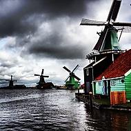 Neopakovatelná atmosféra Holandska