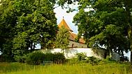 Kostel sv. Víta u Srbic