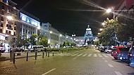 Václavské náměstí (14.8.2013, 23:00)