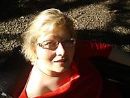 Slunce světlo lavička eva žena