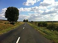 silnice v Maďarské krajině