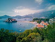 Černá Hora - Sveti Stefan