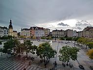 Ostrava - Masarykovo náměstí