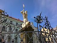 Kašna na Libereckém náměstí